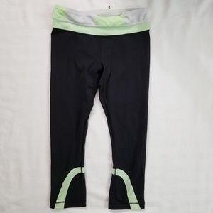🍋🍋Lululemon under crop leggings